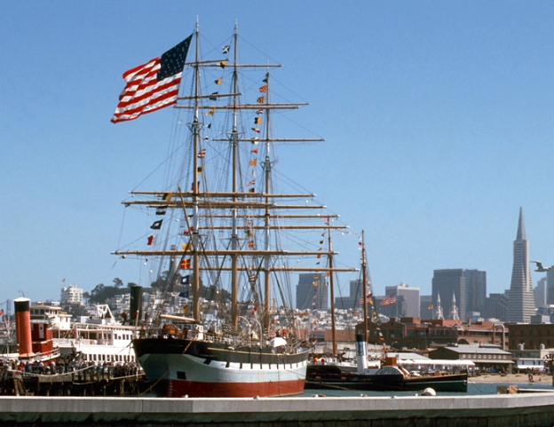 Source: San Francisco Maritime National Historical Park