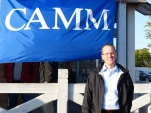 CAMM Board President Dave Pearson
