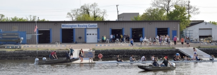 Wilmington Rowing Club welcomes CAMM