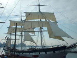 WAVERTREE, South Street Seaport, New York