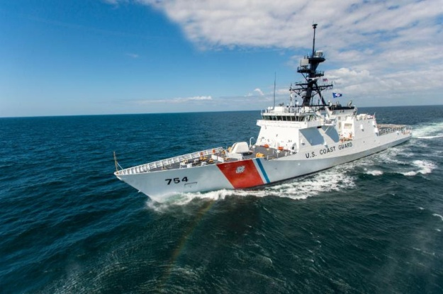 USCGC JOSHUA JAMES is named for the famous keeper of the Point Allerton Lifesaving Station, Hull, Masschusetts.