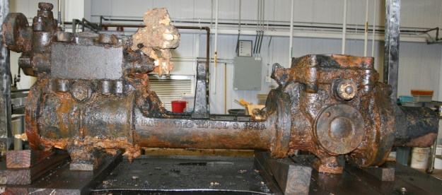 #Port Worthington pump during Conservation