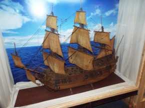 Dutch Frigate