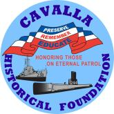 Cavalla Historical Foundation - logo